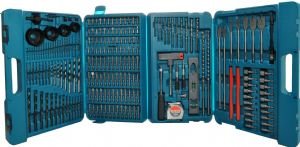 Makita 216 Piece Complete Drill and Bit Set